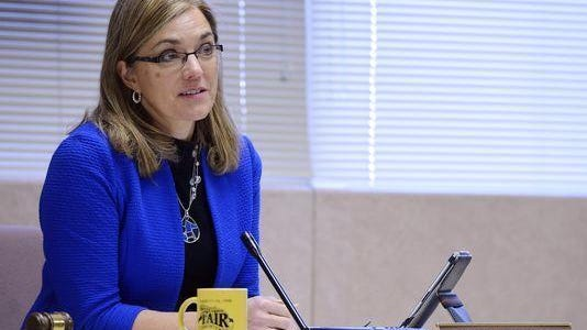 Minnehaha County Commissioner Cindy Heiberger is among nearly two dozen people appointed to a task force aimed at changing the way criminal justice system interacts with people who have mental illnesses in South Dakota.
