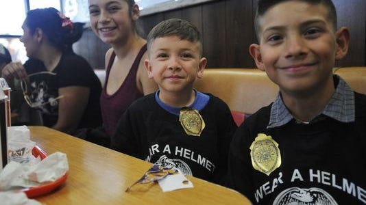Coffee with a Cop will take placefrom 8 a.m.-10 a.m. at Maverick's Coffee, 238 E. Caldwell Avenue.