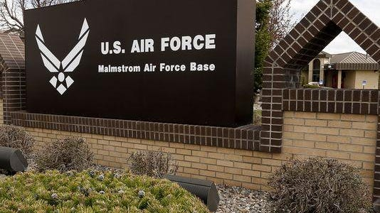 Malmstrom Air Force Base in Great Falls.