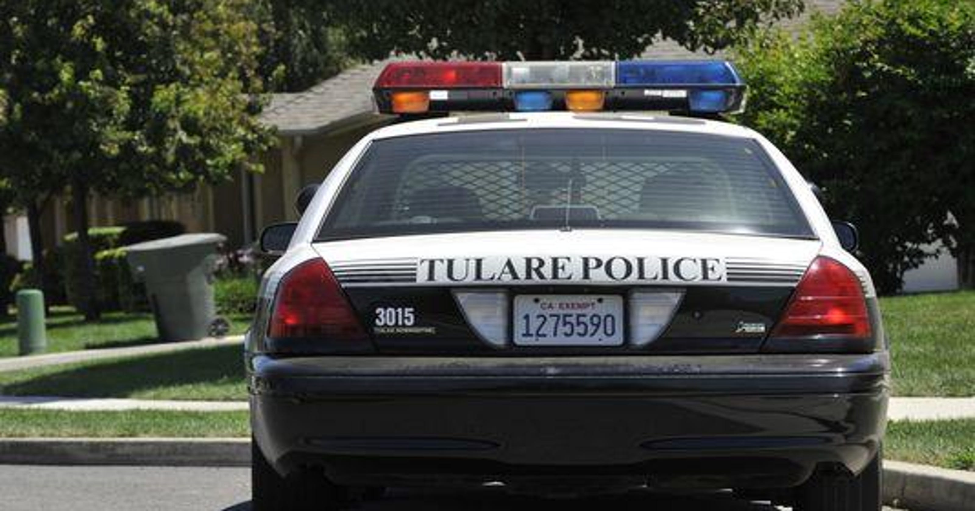 Tulare: We didn't mean to share license plate information with ICE