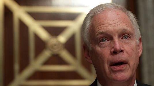 U.S. Sen. Ron Johnson.