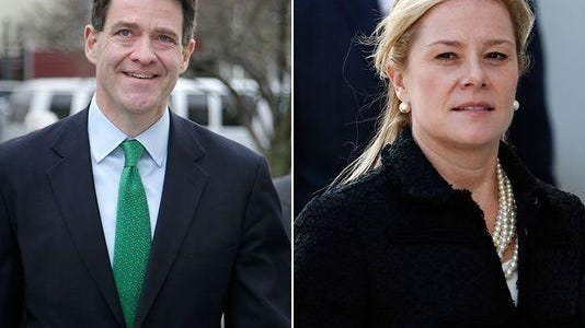 Bill Baroni was sentenced to two years and Bridget Anne Kelly to 18 months for their role in Bridgegate.