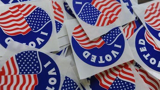 """The """"Promote the Vote"""" initiative would amend the state's Constitution in the name of """"voting rights"""" toallow no-reason absentee voting by mail, reinstate straight-party voting and let residents register to vote up to and on Election Day."""