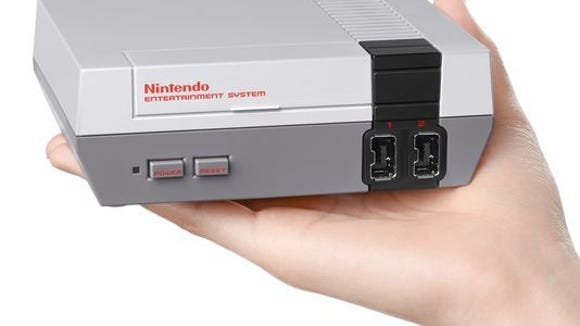 Courtesy of: Nintendo.