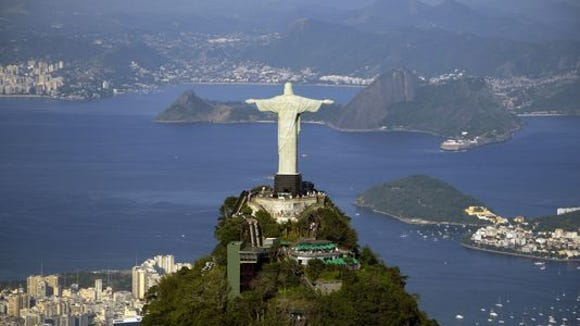 Rio de Janeiro will host the Olympic Games from Aug. 5-21. (Photo: USA TODAY Sports)