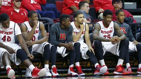 Rutgers' basketball recruiting budget ranks 11th among 12 reporting Big Ten schools.