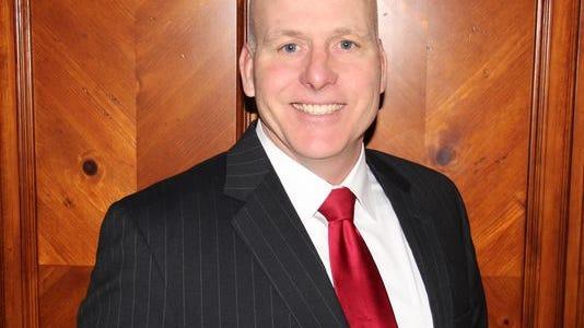 Toms River Regional Superintendent of Schools David M. Healy