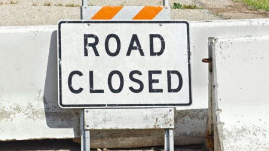 File: NJDOT is closing an eastbound lane of I-76, with additional overnight lane closures.