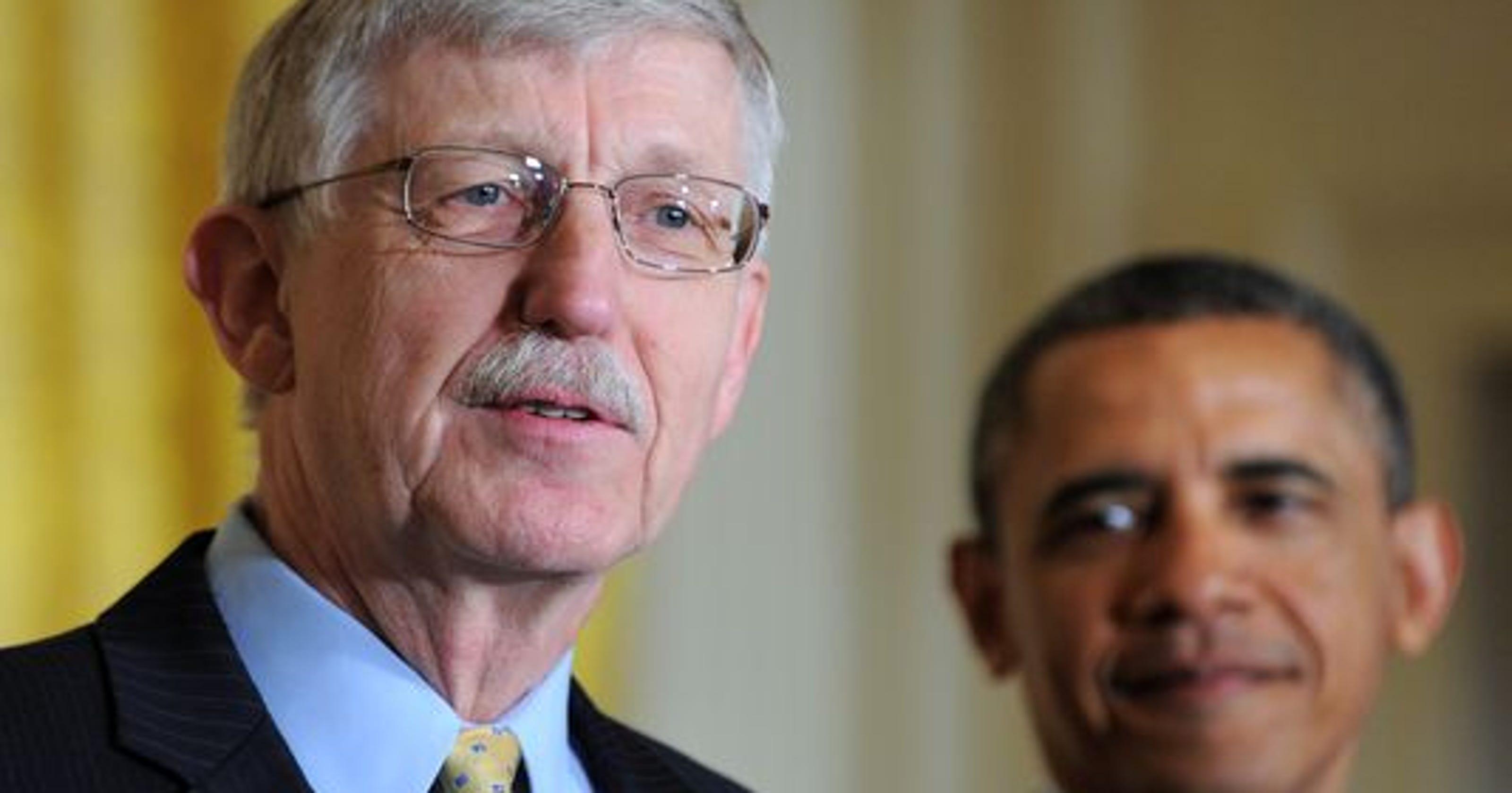 NIH director on legalizing marijuana: Not so fast