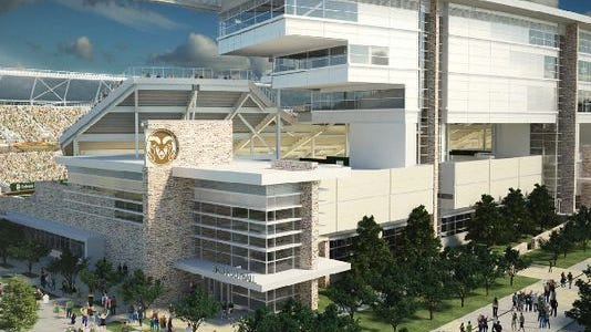 Colorado State University and the city of Fort Collins will present a proposed intergovernmental agreement on CSU's on-campus stadium during two public meetings in March.
