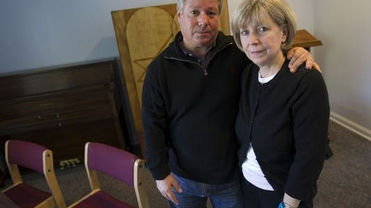 Robert and Charlene Spierer