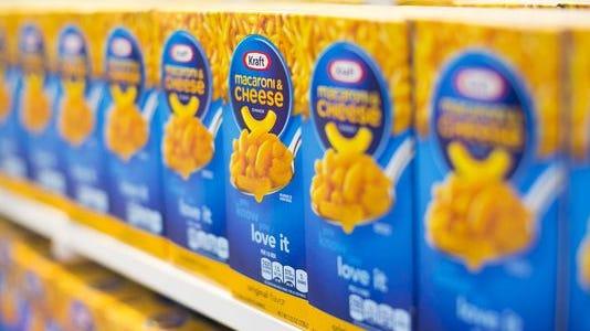Kraft is recalling 242,000 cases of original flavor Kraft Macaroni & Cheese.