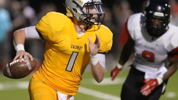 Five-star QB Shea Patterson announced Tuesday he is committing to Ole Miss.