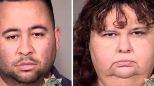 Ramon and Janet Barreto were arrested in Oregon in the 2008 death of their 2-year-old daughter, Enna Barreto.