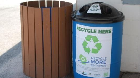 Saturday is America Recycles Day.