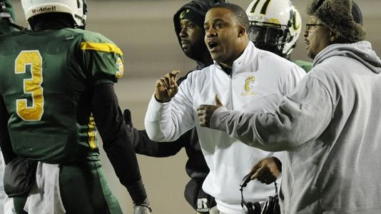 G.W. Carver coach Billy Gresham and the Wolverines football team will compete in the AHSAA Champions Challenge at 7:30 p.m. Aug. 22 against Bob Jones at Cramton Bowl.