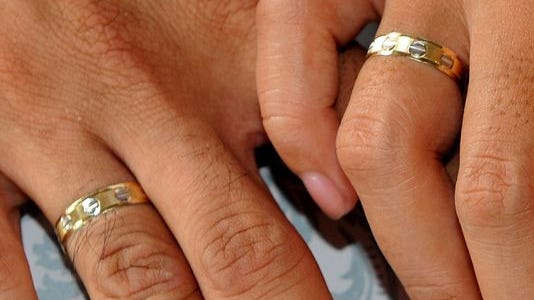 A New York City woman is accused of marrying 10 times over an 11-year period without ever getting a divorce.