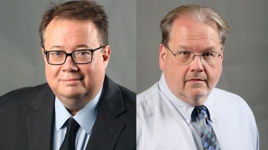 Doug Walker and Keith Roysdon