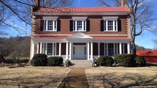 Ravenswood Mansion at Marcella Vivrette Smith Park