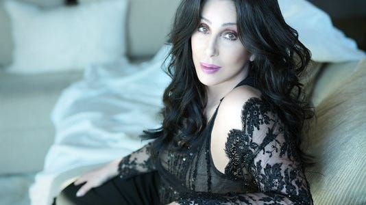 Singer-actress Cher recently visited the Hollywood home she shared with the late Sonny Bono in the 1960s.