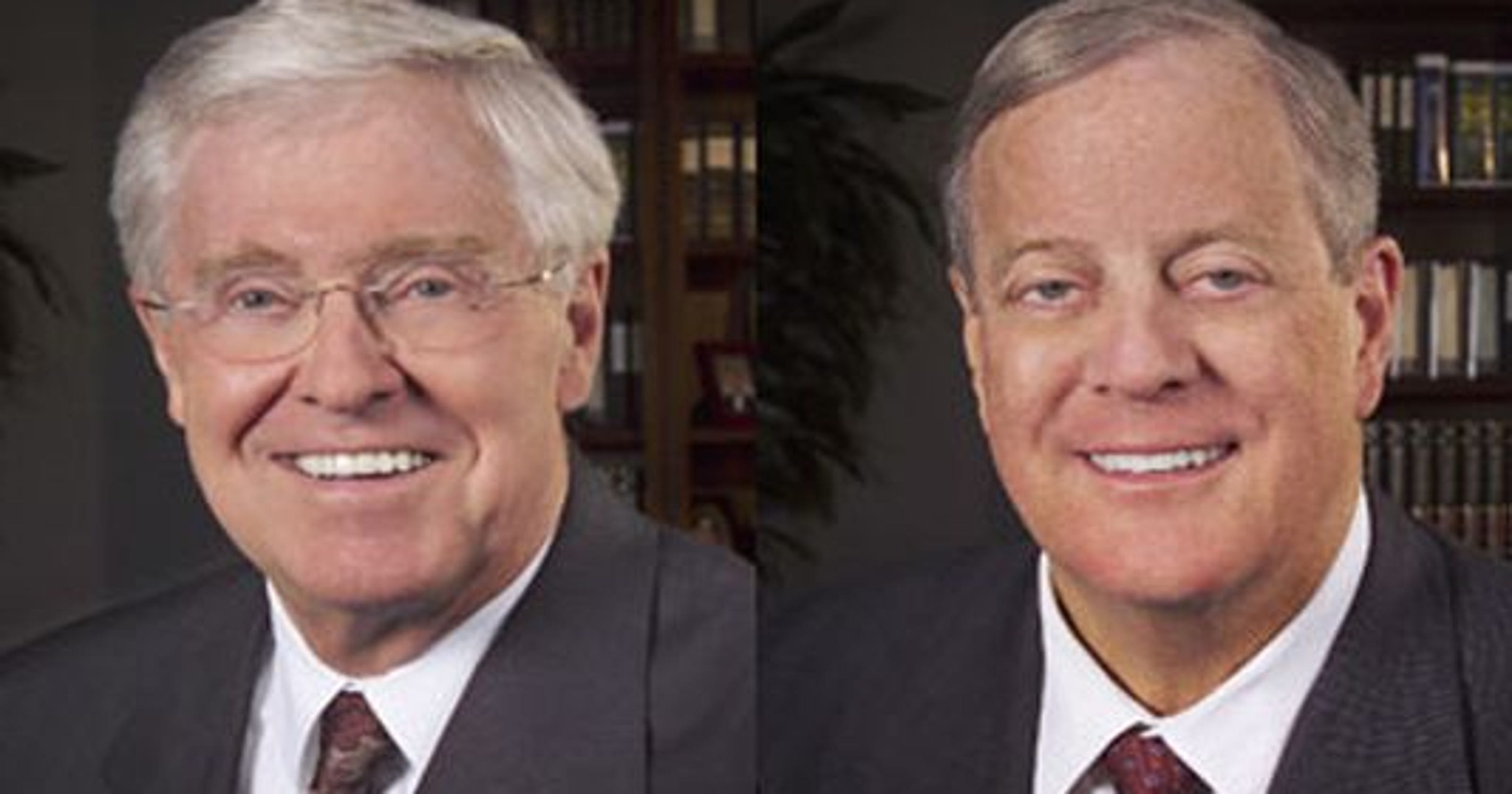 Koch brothers, donors to hold desert gathering next weekend