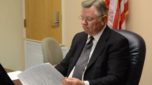 Judge Robert Hilliard
