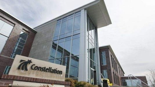 Constellation Brands headquarters in Victor.