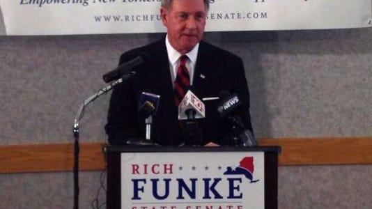 State Sen. Rich Funke