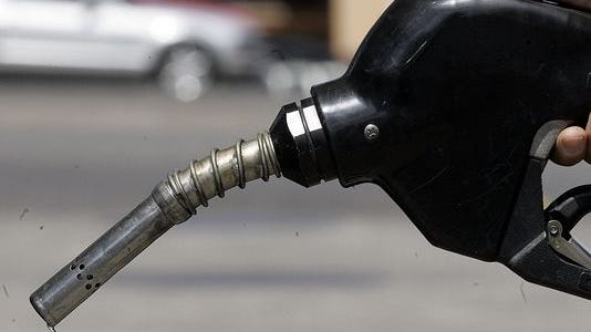 Gas prices in the Rochester area are above $2.50 again for the first time in a month.
