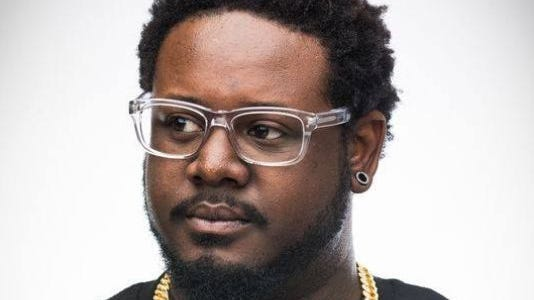 T-Pain proved to be too big of a draw on a very busy holiday weekend.