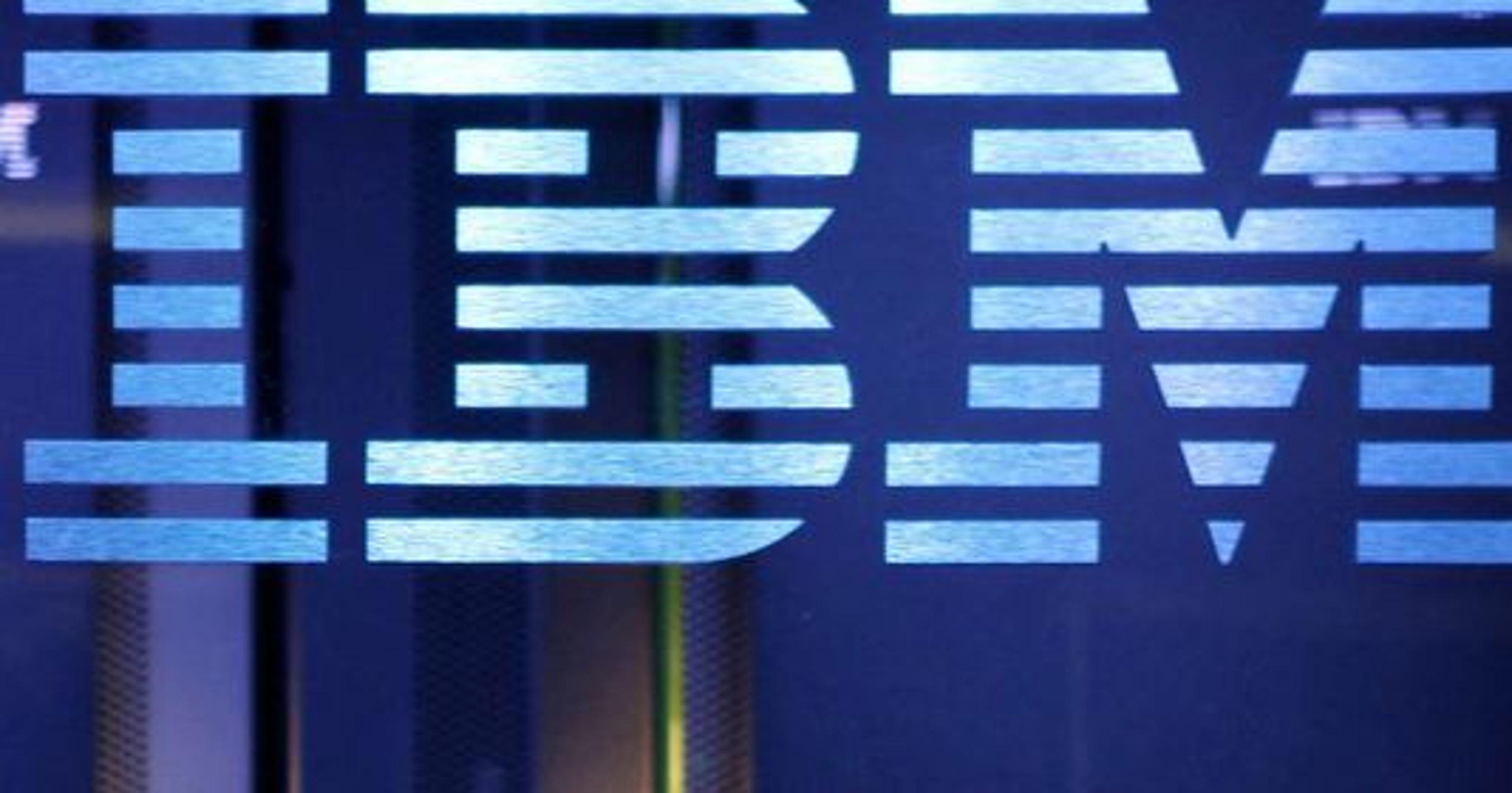 IBM calls sale