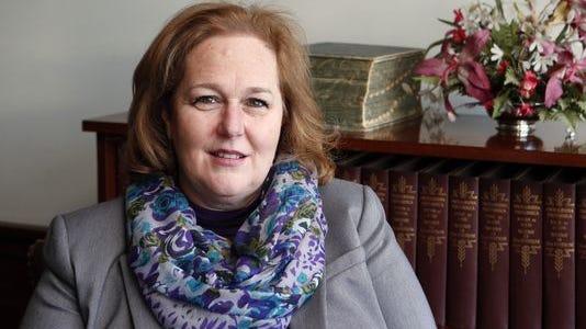 Karen Magee, President of N.Y. teacher's union