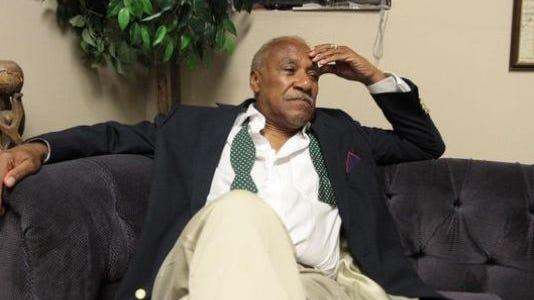 Mount Vernon Mayor Ernie Davis