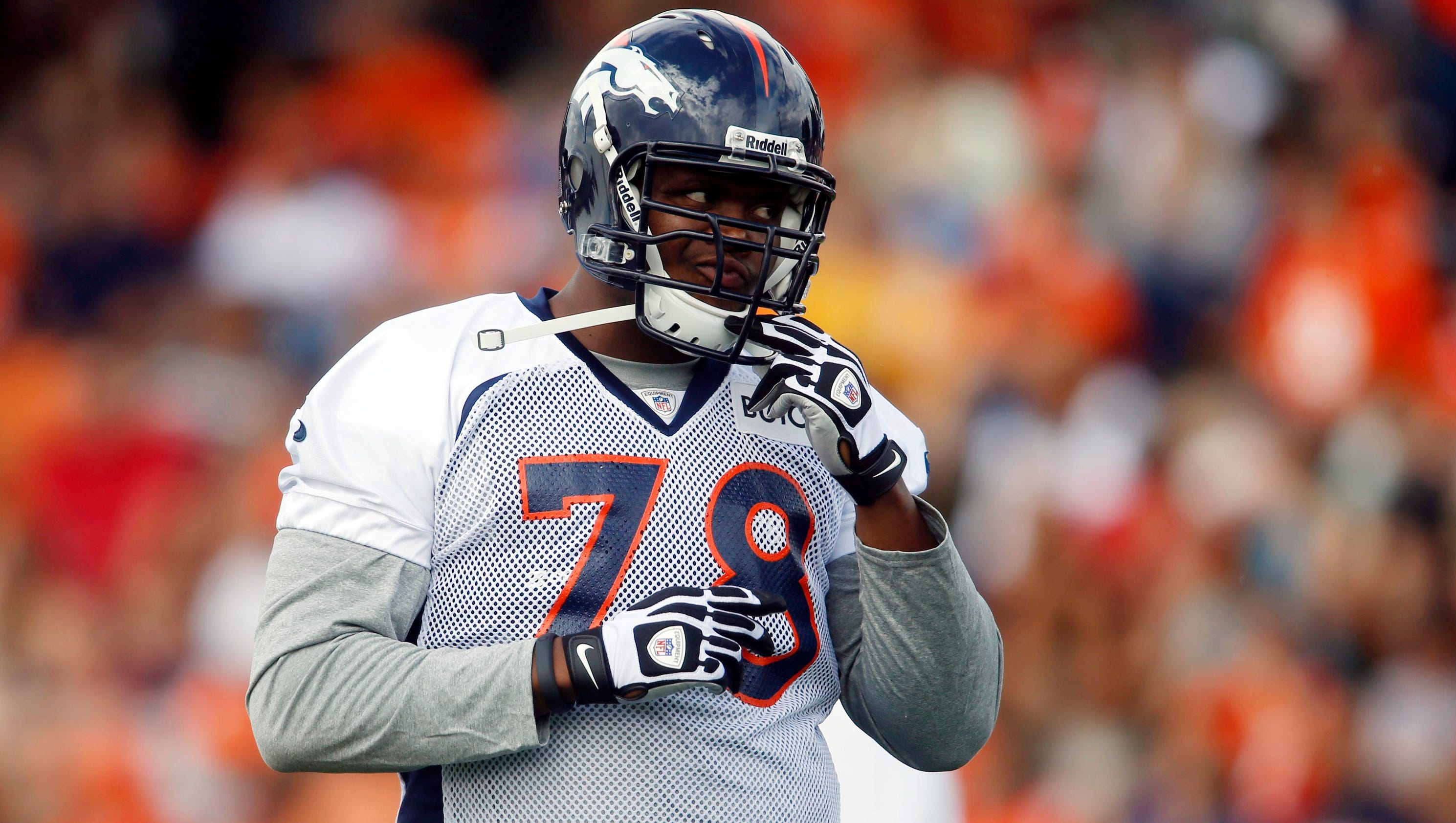 Broncos lose LT Ryan Clady to seasonending Lisfranc injury