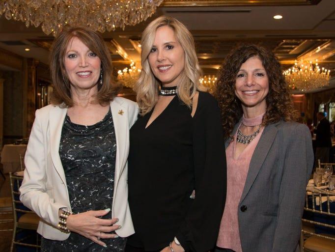 Denise Gonzalez, Melissa Dielmann, Mary Moran. North