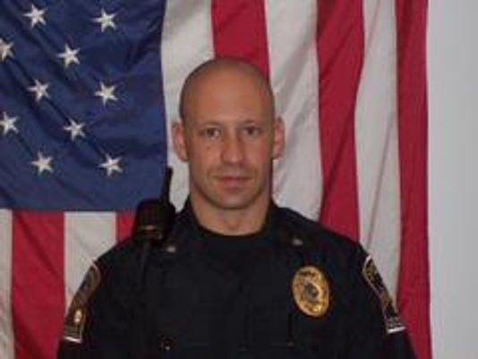 Officer Nikolas Johnson was recently hired by Southwestern Regional Police. Photo Submitted.
