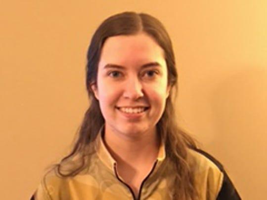 Chesterton bowler Sarah Voiers