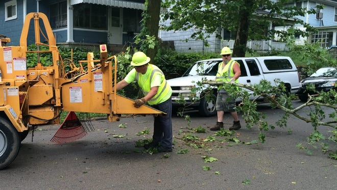 The city of Richmond has reached a three-year contract agreement with the local chapter of AFSCME, the union that represents employees in the city's street, sanitation and parks departments.