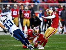 How the Titans lost to the 49ers, 25-23