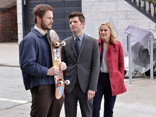 "In a one-hour special ""Parks and Recreation"" season finale, Andy, Ben and Leslie take a trip to San Francisco, leaving Ron behind to deal with his ex-wife ""Tammy 2."""