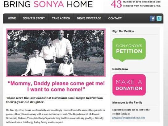 sonyawebsite