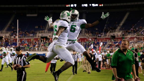 Will Marshall repeat as Conference USA champions or