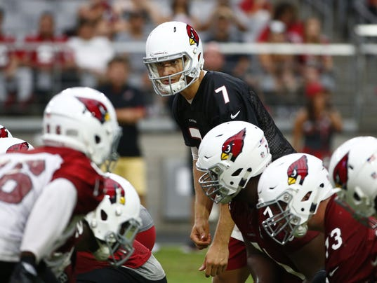 Arizona Cardinals Training Camp 2017