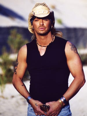 Poison singer Bret Michaels will be at Mickey's Venue in Lancaster Saturday.