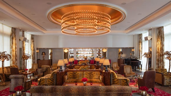 The Faena Hotel Miami Beach has earned Five-Star status