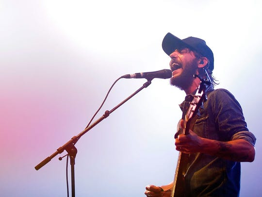 Ben Bridwell leads Band of Horses into Memphis for an Orpheum concert on Sunday.
