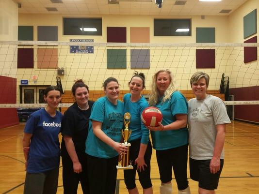 Rutherford Recreation Ladies American team