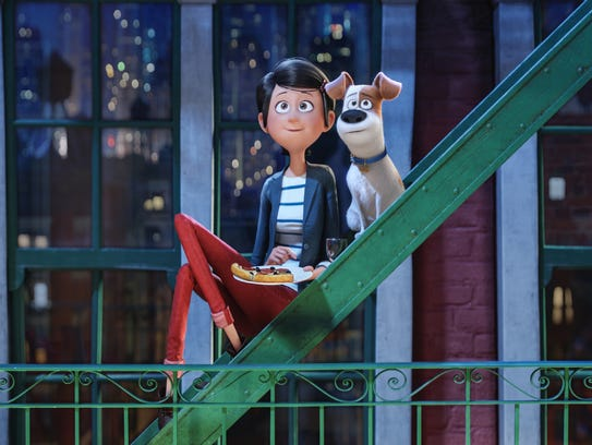 """""""The Secret Life of Pets"""" will play at Whitney Park"""