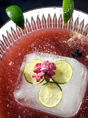 LA Jackson at the Thompson Hotel is among local places that have punch service or serve punch by the glass.