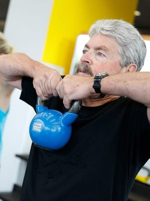 Diet and fitness expert James Hill says many people are starting to prepare physically for active retirements.